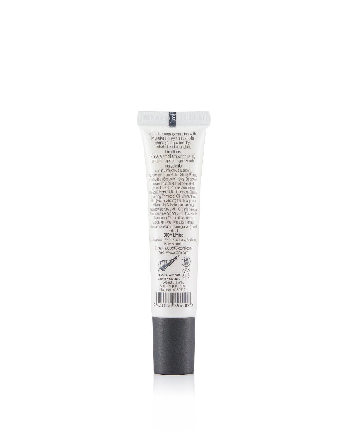 RELIEVE MANUKA & LANOLIN LIP BALM