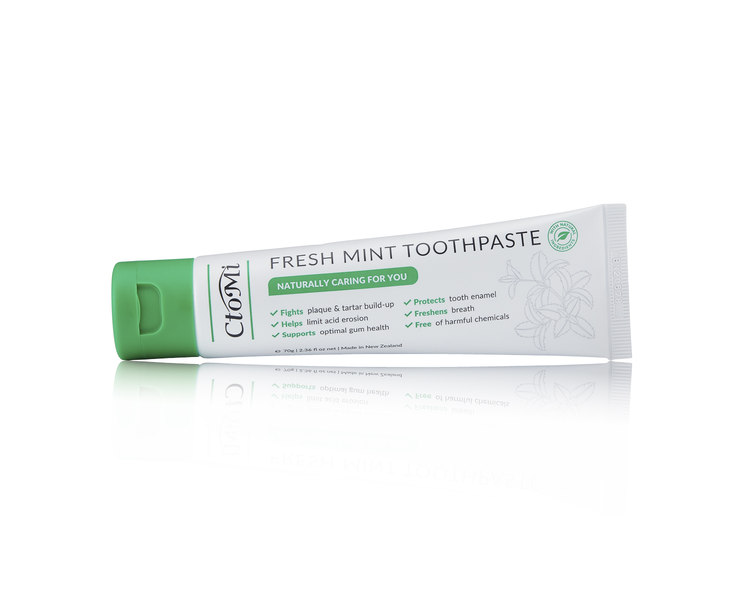 FRESH MINT TOOTHPASTE
