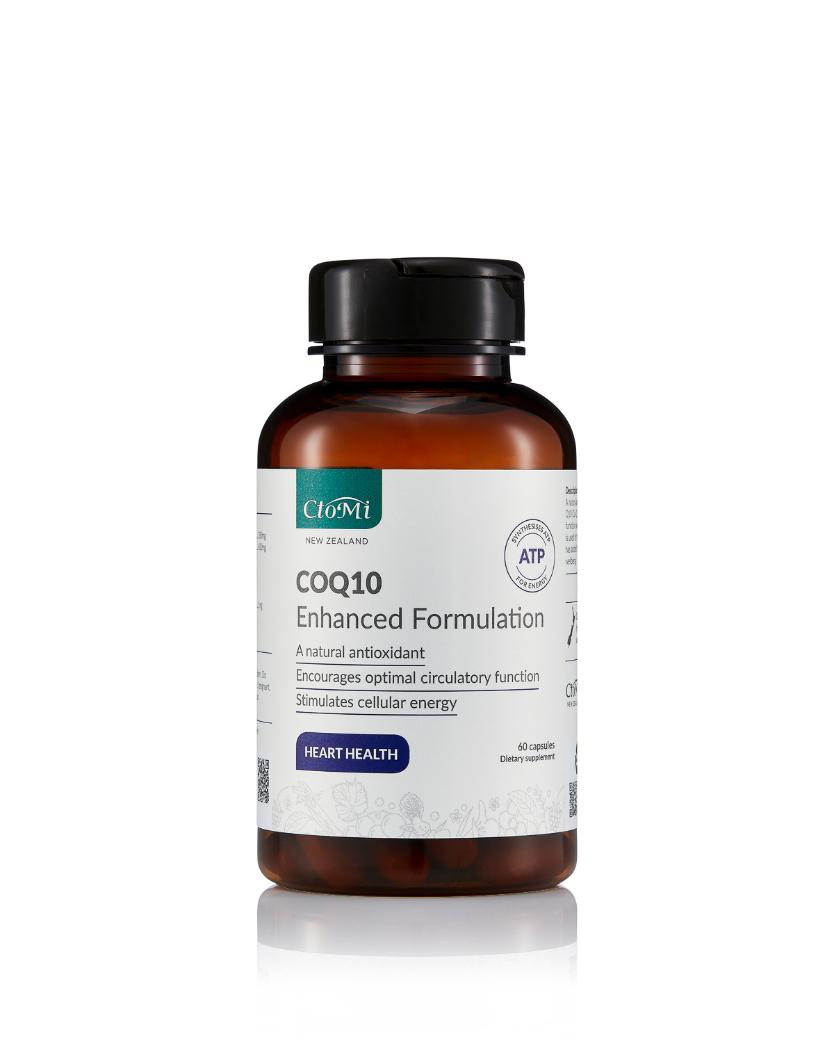 CO-Q10 ENHANCED FORMULATION