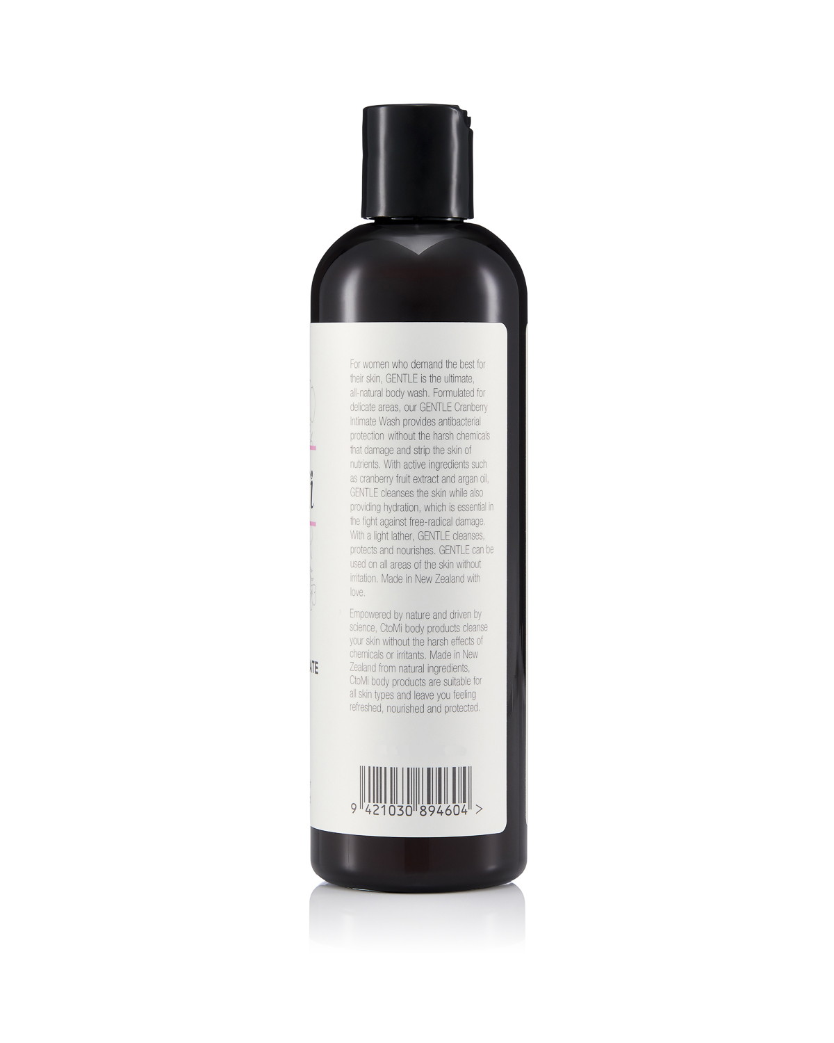 GENTLE CRANBERRY INTIMATE WASH